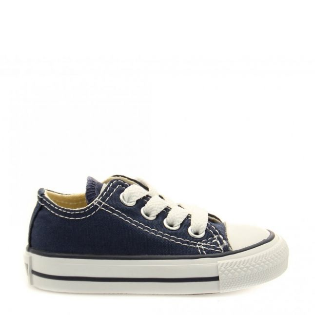 Infant Navy Chuck Taylor All Star Ox (2-9)