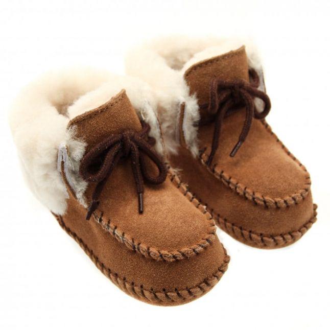 Australia Infant Chestnut Sparrow Boots (XS-S)