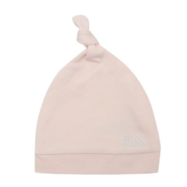 Baby Pink Soft Hat