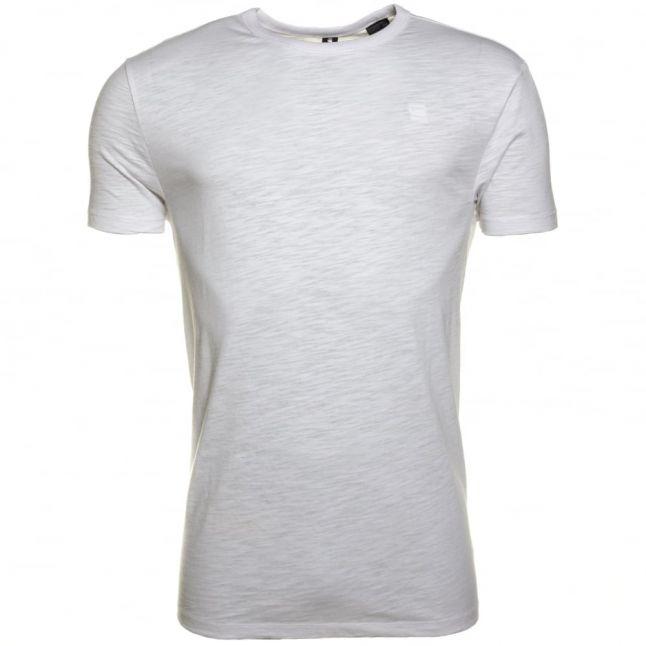 Mens White Base S/s Tee Shirt