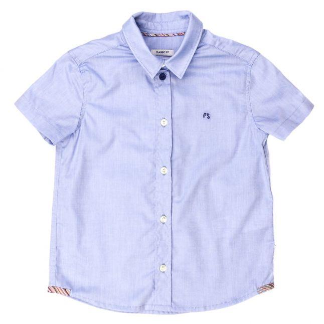 Boys Chambray Blue Nambert Shirt