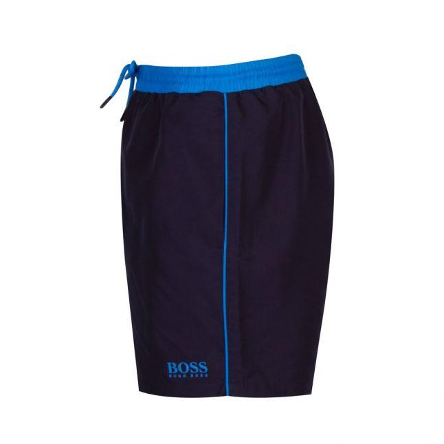 Mens Navy Starfish Swim Shorts