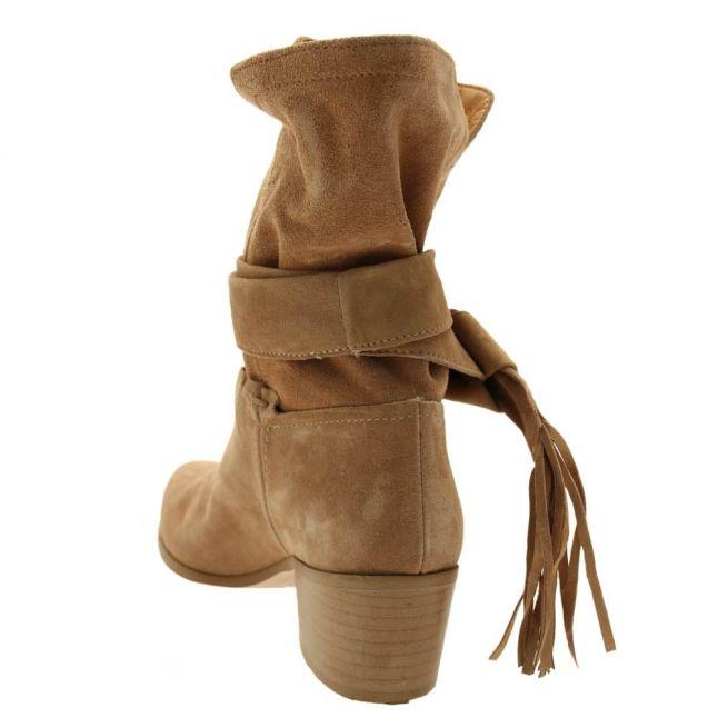 Womens Natural Grandior Boots