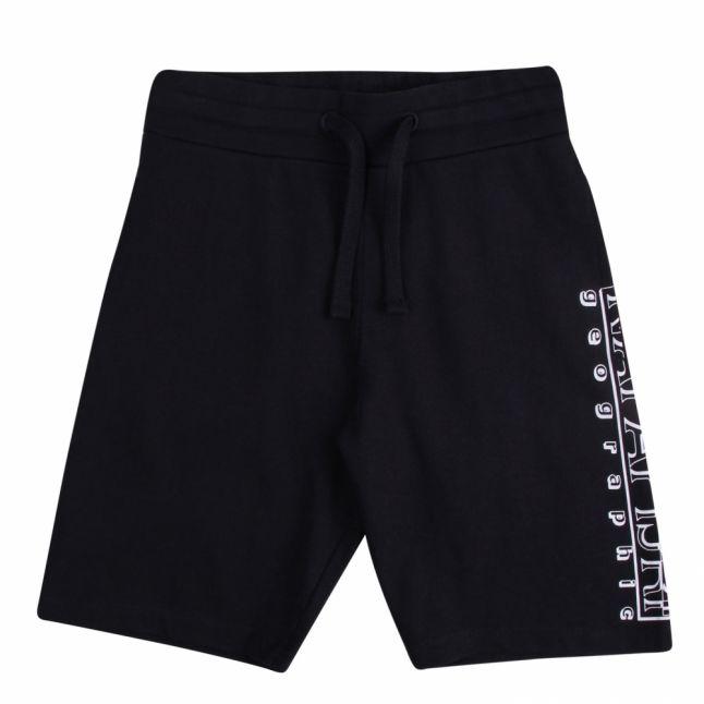 Kids Blue Marine Noli Sweat Shorts