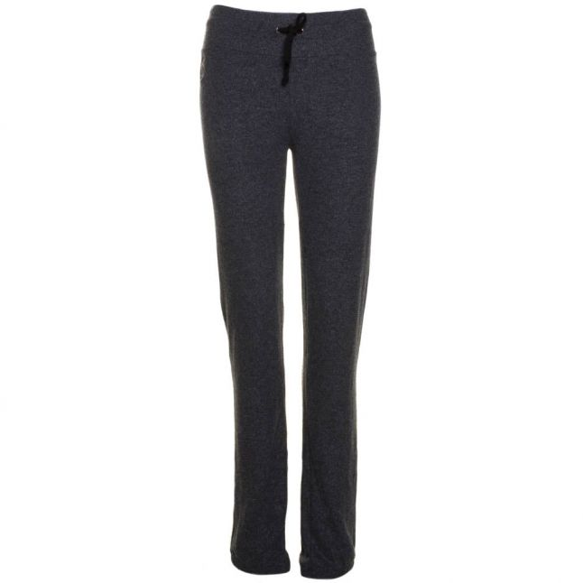 Womens Clean Black Essentials Malibu Skinny Sweat Pants
