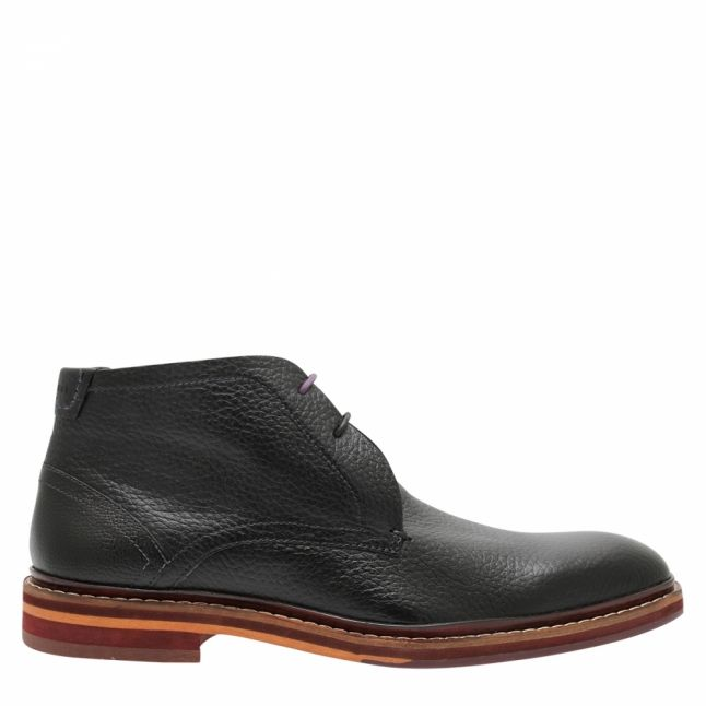 Ted Baker Mens Black Corans Ankle Boots
