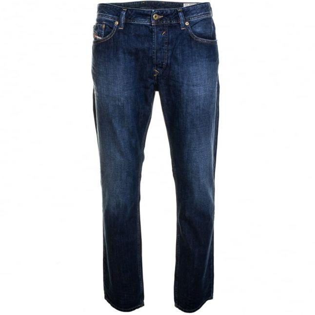Mens 0855l Wash Waykee Regular Straight Jeans
