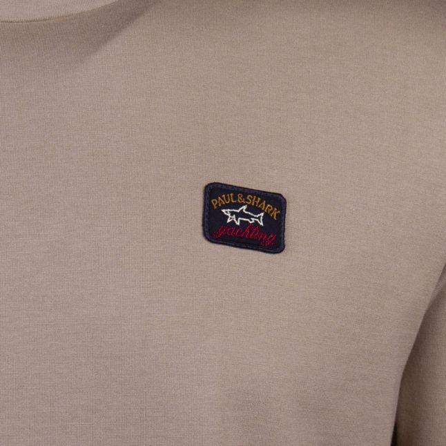 Mens Pearl Small Logo Custom Fit S/s T Shirt