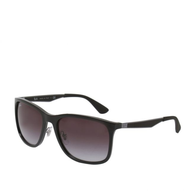 Black RB4313 Gradient Sunglasses