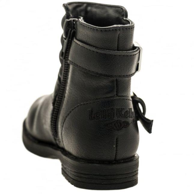 Girls Black Cynthia Boots (22-27)