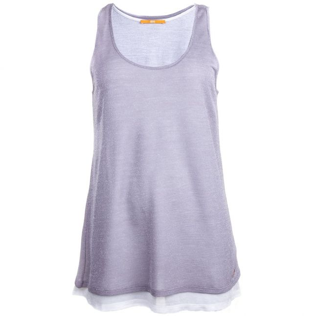 Womens Medium Grey Terparty Top