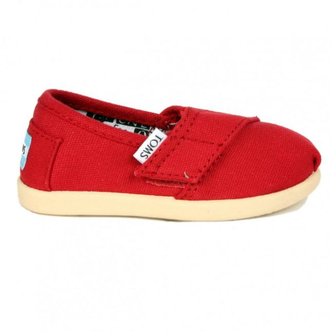 Tiny Red Canvas Classic (1-10)