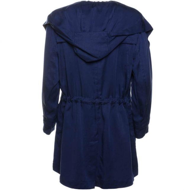 Womens Dark Blue Odrapa Jacket