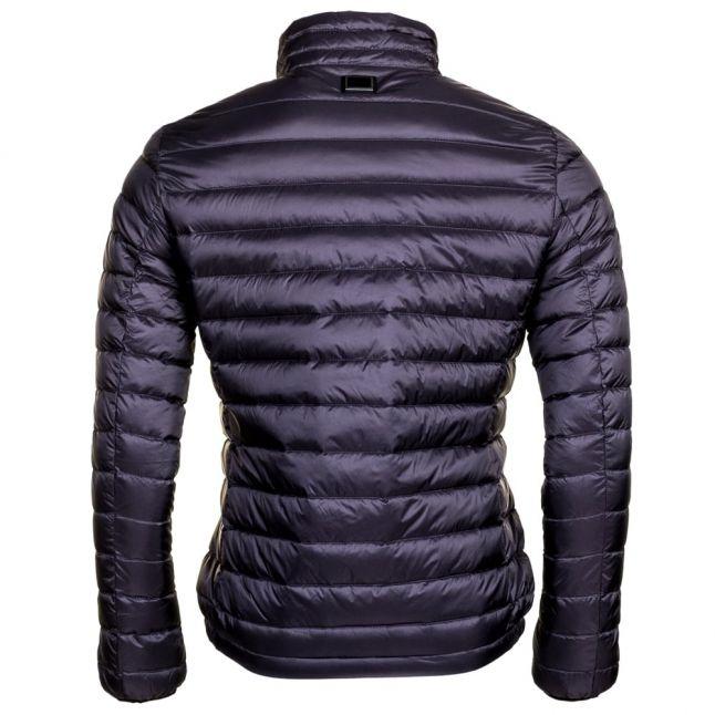 Mens Anthracite Black Label Puffer Jacket