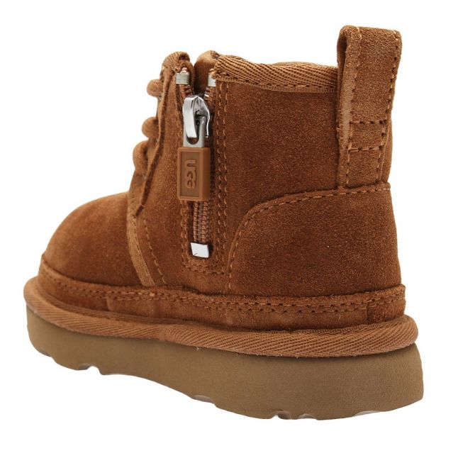 Toddler Chestnut Neumel II Boots (5-11)