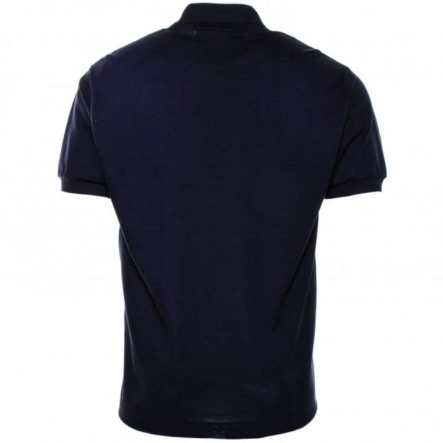 Mens Navy Classic L.12.12 S/s Polo Shirt