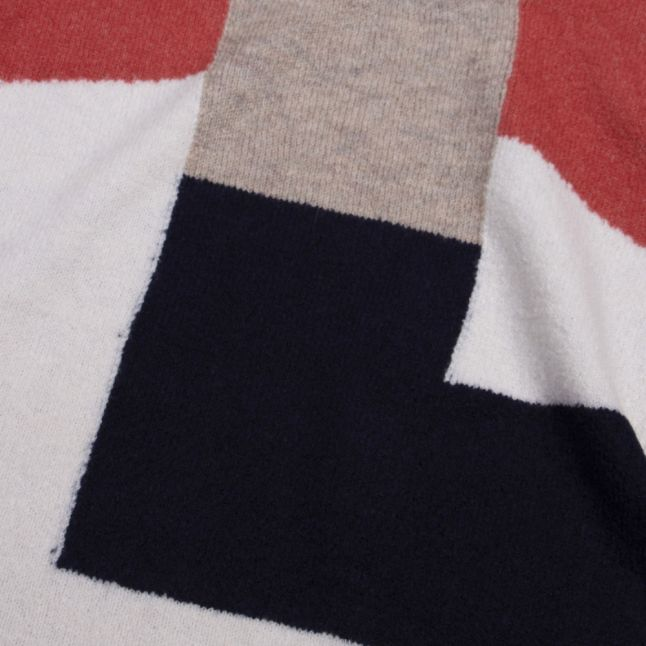Viblock Colourblock Knit