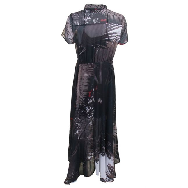 Womens Dusty Olive Transit Maxi Dress