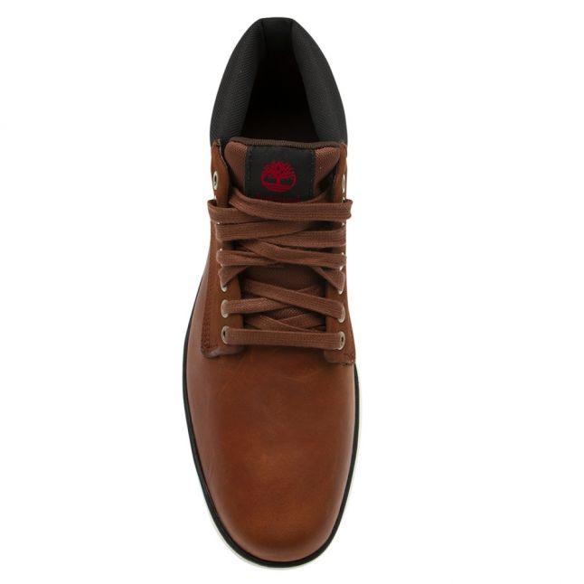 Mens Medium Brown Bradstreet Chukka Boots