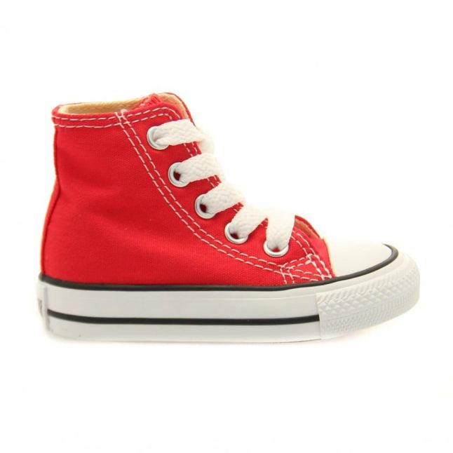 Infant Red Chuck Taylor All Star Hi (2-9)