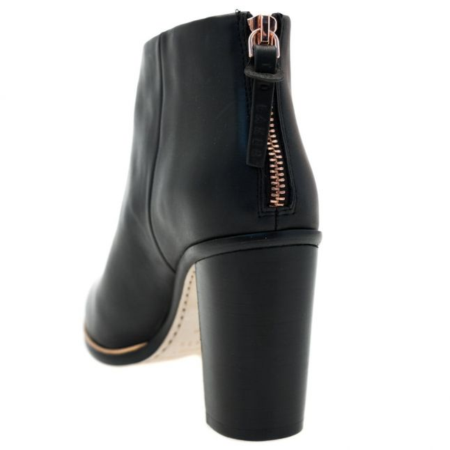 Womens Black Lorca 3 Ankle Boots