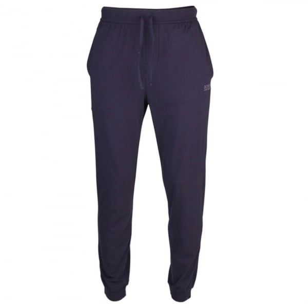 Mens Dark Blue Mix & Match Sweat Pants