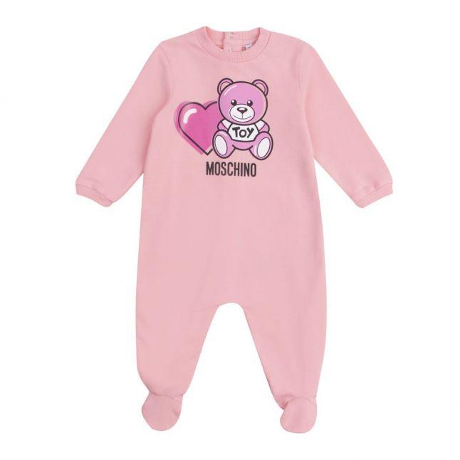 Baby Sugar Rose Toy Heart Babygrow