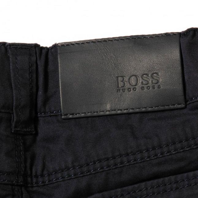 Baby Navy Branded Shorts