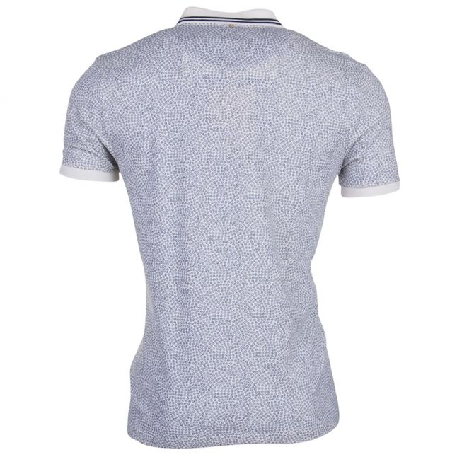 Mens Stone Mayflower S/s Polo Shirt