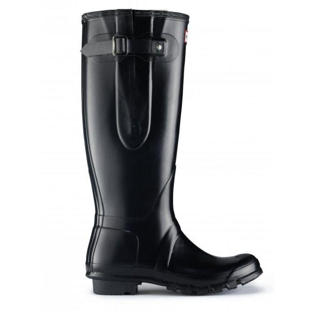 Black Original Adjustable Tall Wellington Boots (3-12)