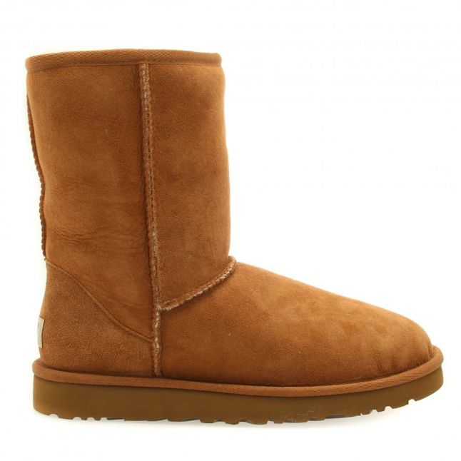 Womens Chestnut Classic Short Boots