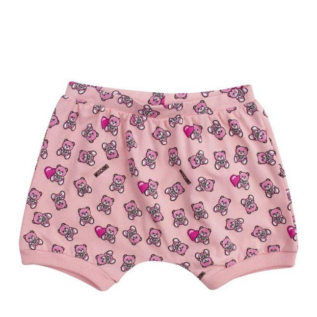Baby Sugar Toy Collar T Shirt & Shorts Set
