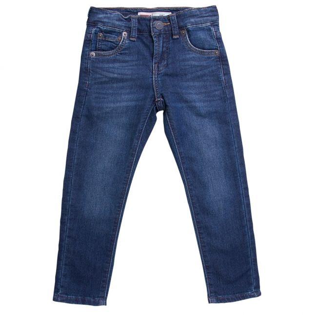 Levis Boys Sodalite Blue 510 Skinny Fit Jeans
