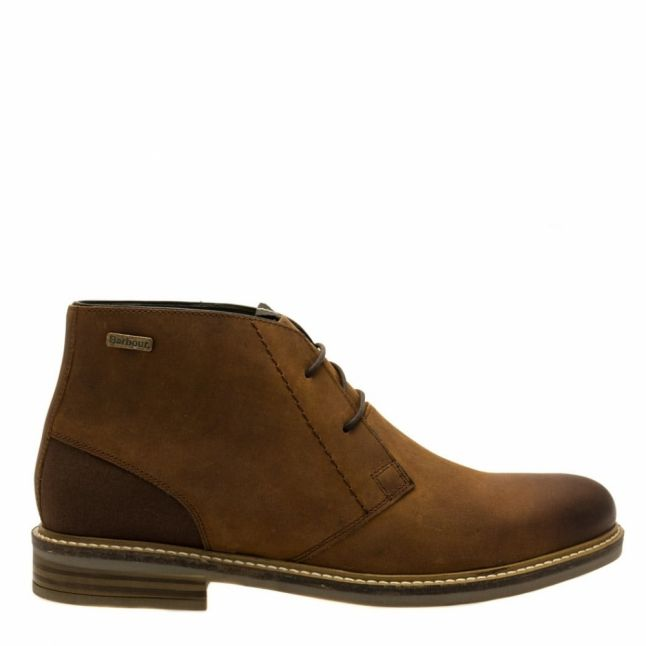 Mens Tan Readhead Chukka Boots