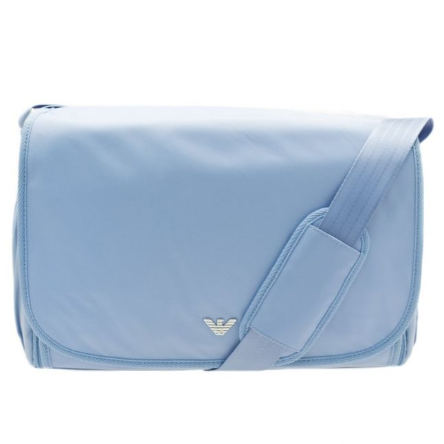 Baby Sky Blue Branded Changing Bag