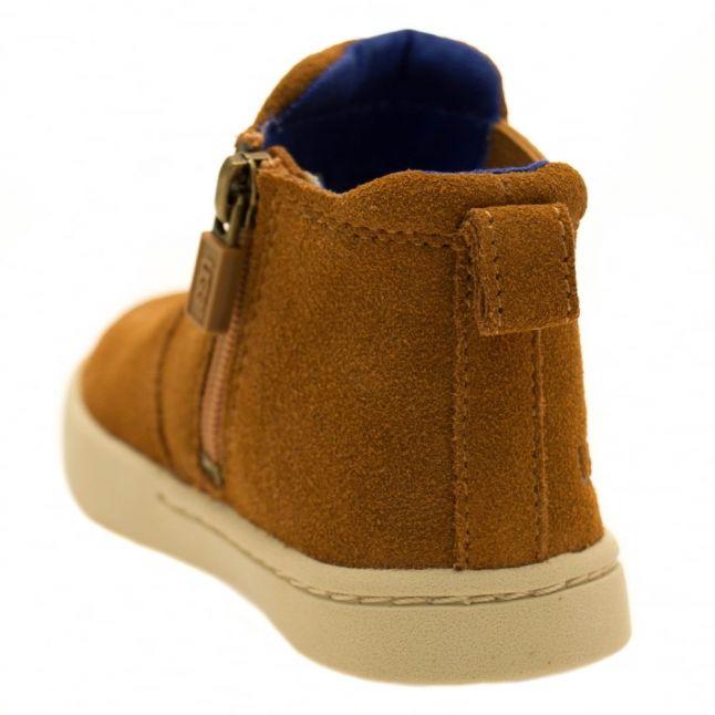 Toddler Chestnut Hamden Boots (5-11)