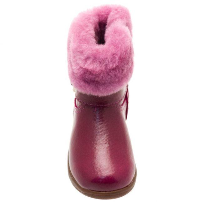 Toddler Victorian Pink Gemma Boots (5-9)