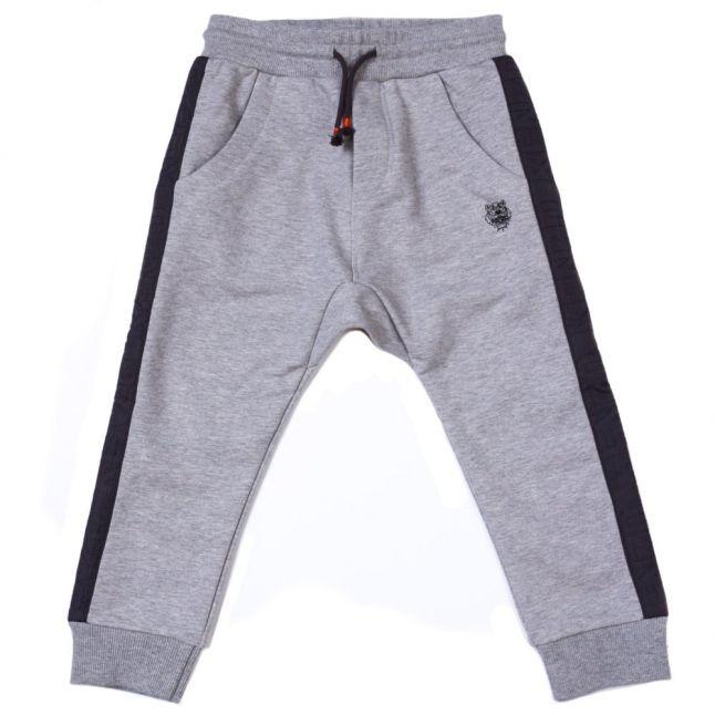 Boys Marl Grey Amory Jog Pants
