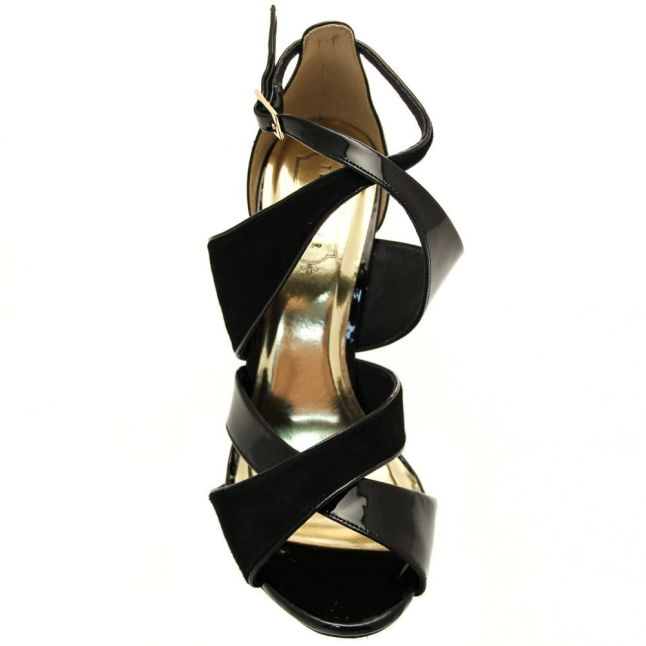 Womens Black Patent Albace Shoes