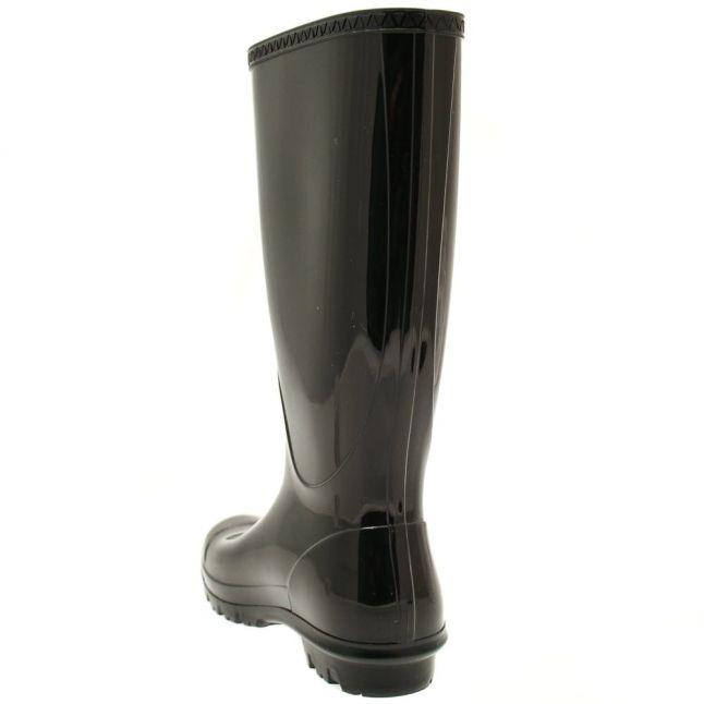 Womens Black Shaye Wellington Boots