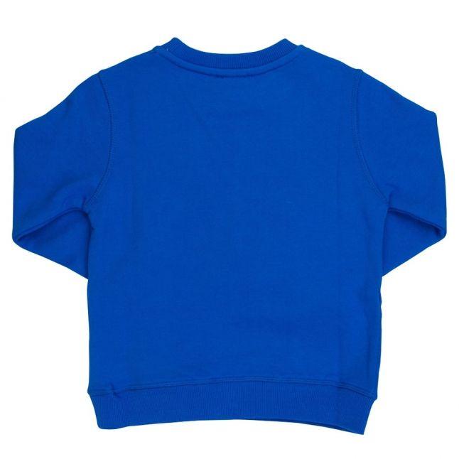 Boys Vivid Blue Tiger 16 Sweat