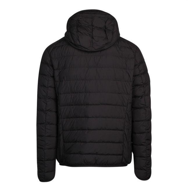 Mens Black Last Minute Padded Jacket