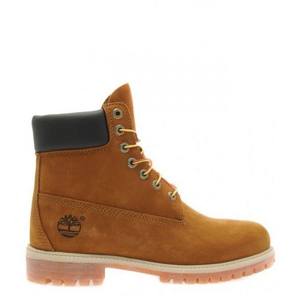 Mens Rust 6 Inch Premium Boot