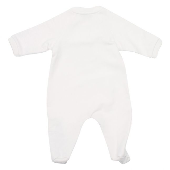 Baby White 3 Piece Babygrow Set