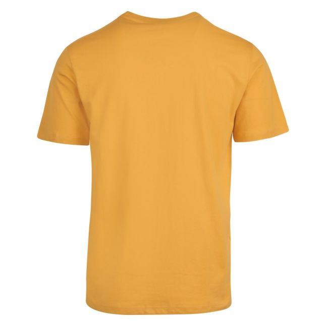 Mens Golden Apricot Small Housemark Graphic S/s T Shirt