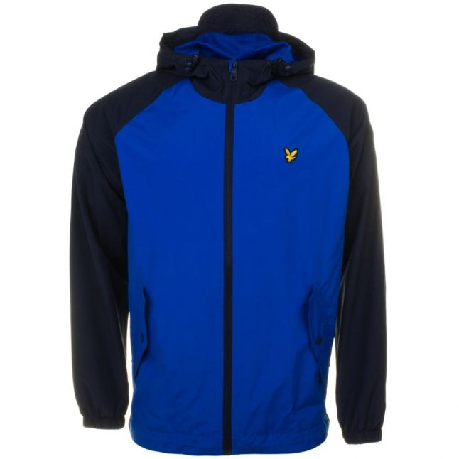 Mens Lake Blue Anorak Jacket
