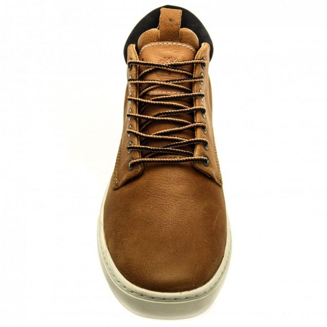 Mens Wheat Cupsole Chukka Boots