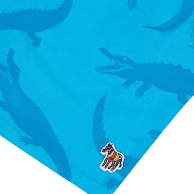 Baby Blue Danube Andreas Magic Swim Shorts