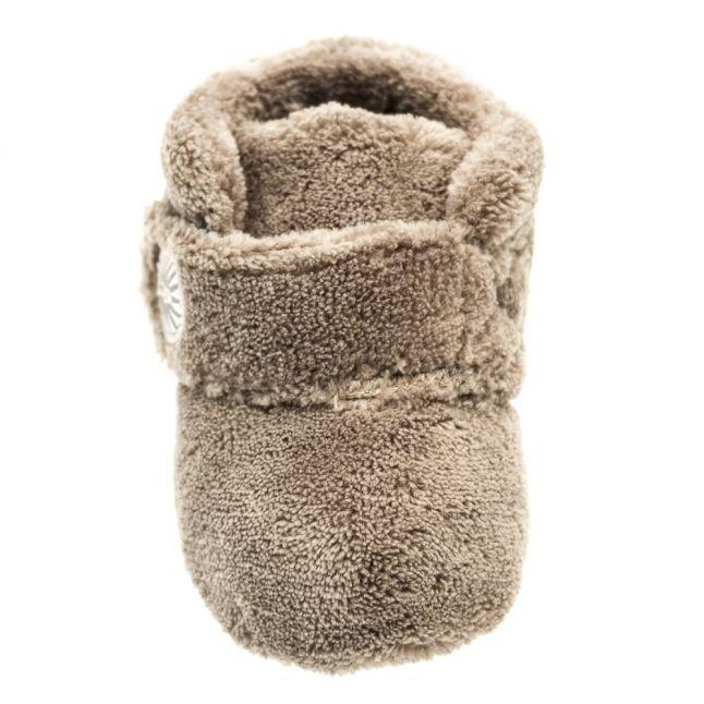 Infant Charcoal Bixbee Booties (XS-S)