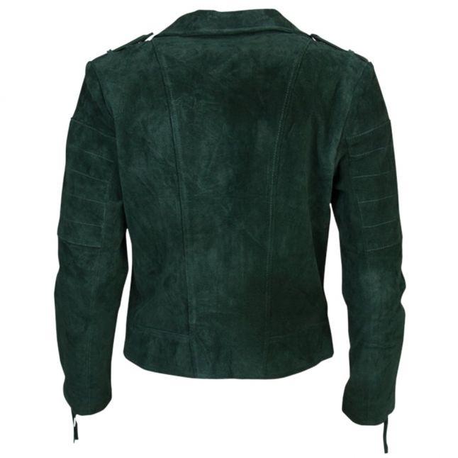 Womens Pine Grove Vicris Suede Jacket